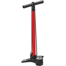 Lezyne Macro Floor Drive DV Standing Air Pump red